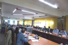 Consiliu local - 27 aprilie 2017