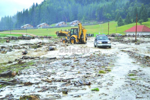inundatii, Suceava, Obiectiv