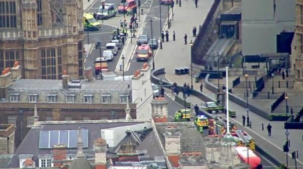 atac londra parlament