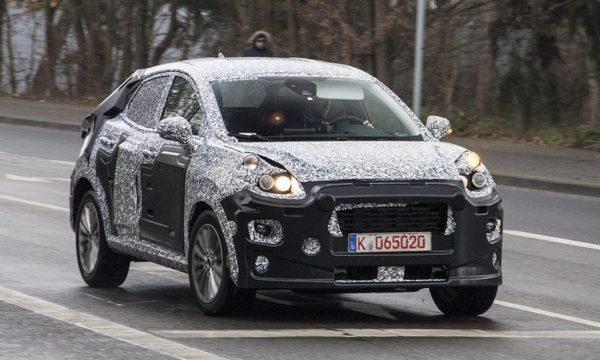 Conform europe.autonews.com, noul SUV de mici dimensiuni produs de Ford este deja  in teste pe strada. Ar putea purta numele de Puma