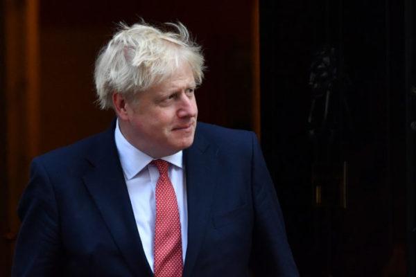 boris johnson premierul marii britanii