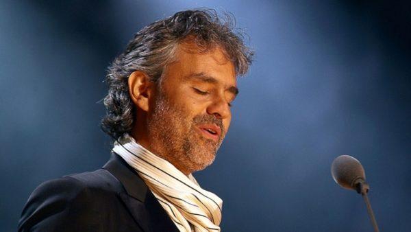 Andrea Bocelli concert Paste Dom Milano