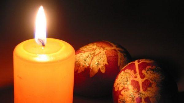 lumina de Inviere acasa Paste