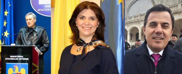 Marcel Vela, Anisie, Ion Stefan, schimbare, ministri, Orban