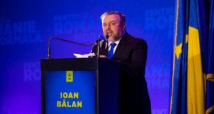 Ioan Balan, deputat, PNL, Obiectiv, Sucava