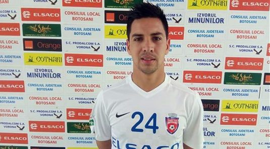 Rodriguez, FC Botosani, COVID, Obiectiv