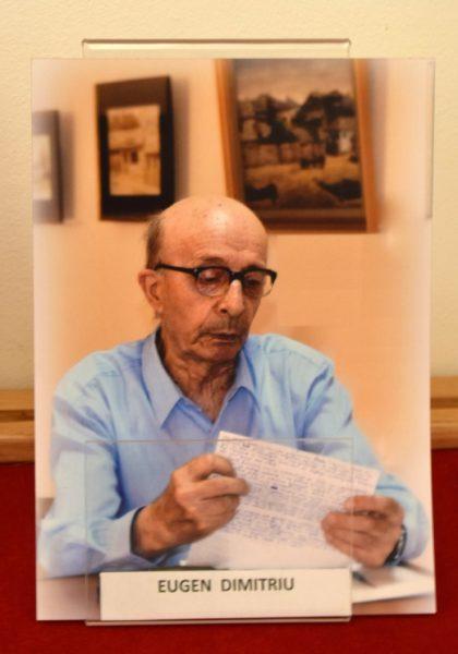 Eugen Dumitriu, Falticeni, Obiectiv