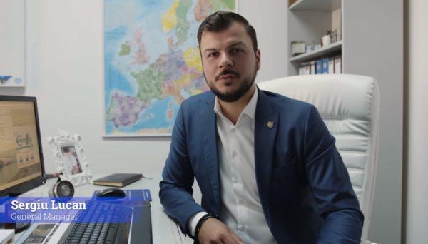 Sergiu Lucan, EUROLUC TRANS, Obiectiv