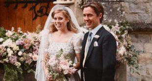 nunta, printesa Beatrice, Obiectiv