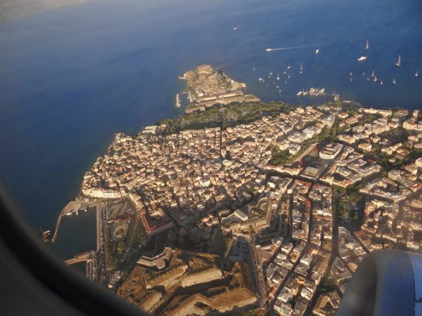 Grecia, avion