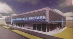 Sala Polivalenta, schita, Obiectiv, Suceava