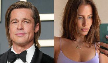 Brad Pitt, iubita, Nicole, model, Obiectiv de Suceava