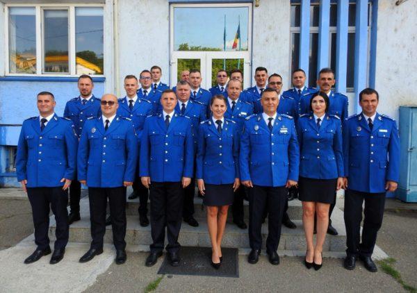 Inaintare in grad Jandarmerie