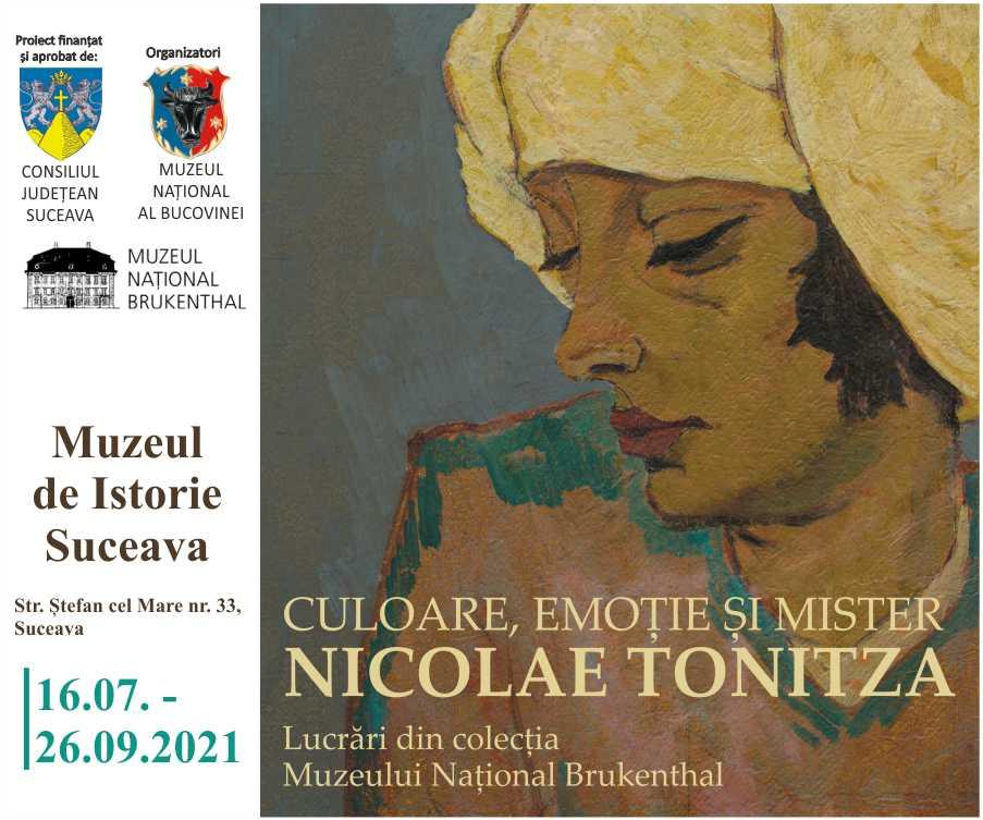 NICOLAE TONITZA - Culoare, emoție și mister